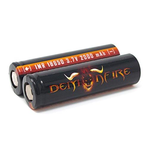 2000mAh Demonfire Rechargeable Battery Pieces product image