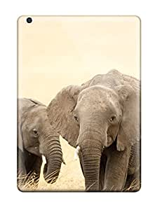 Defender Case For Ipad Air, Elephant Pattern