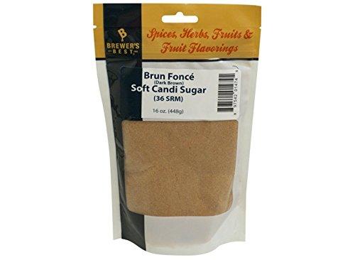 (Adjunct - Soft Belgian Candi Sugar (Brown) (1 lb))