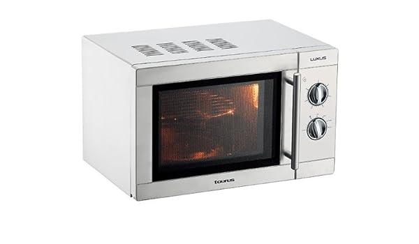 Taurus 970.053|Luxus - Microondas: Amazon.es: Hogar