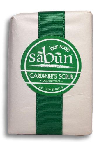 Soapy Soap Company Moisturize! - Lemongrass Bar Soap with Olive Oil, 3.5 Ounce