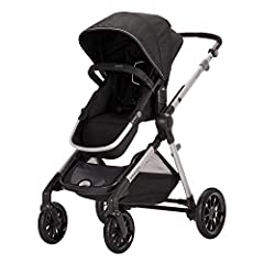 Traveling with a new or growing baby just got easier, thanks to Evenflo's Pivot Xpand Modular Stroller. The Pivot Xpand Modular Stroller is the perfect full-size stroller for today's busy parents and the growing toddler or family. This 4-mode...