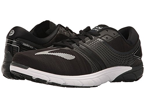 Brooks Men's PureCadence 6 Ebony/Silver/Black 8.5 D US