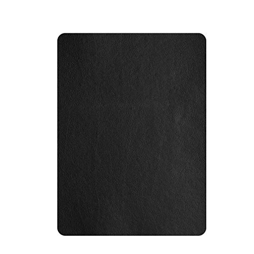 Leather Repair Patch,Self-Adhesive Couch Patch,Multicolor Available Anti Scratch Leather 8X11 Inch Peel and Stick for Sofas, car Seats Hand Bags Jackets (New Black) (Leather Sofa Glue)