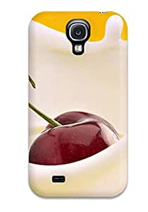 Food Fruit Flip Case With Fashion Design For Case Samsung Note 4 Cover