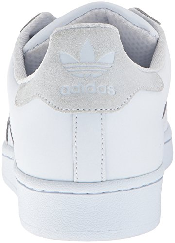 Adidas Mens Superstar Adicolor Fashion Sneaker Halo Blue / Halo Blue / Halo Blue
