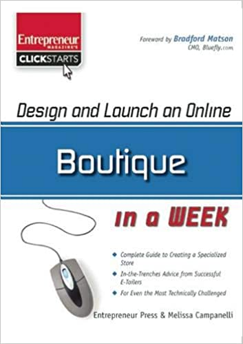 13ec208fde7 Design and Launch an Online Boutique in a Week (ClickStart Series ...