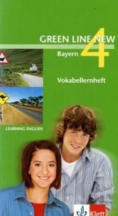 Green Line NEW Bayern: Vokabellernheft Band 4: 8. Klasse (Green Line NEW. Ausgabe für Bayern) (Englisch) Taschenbuch – September 2007 Klett 3125472938 Schulbücher Englisch / Grundwissen