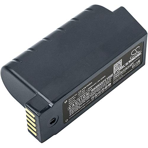 KML Battery for Vocollect BT-902 A700 A710 A720 A730 by Cameron Sino