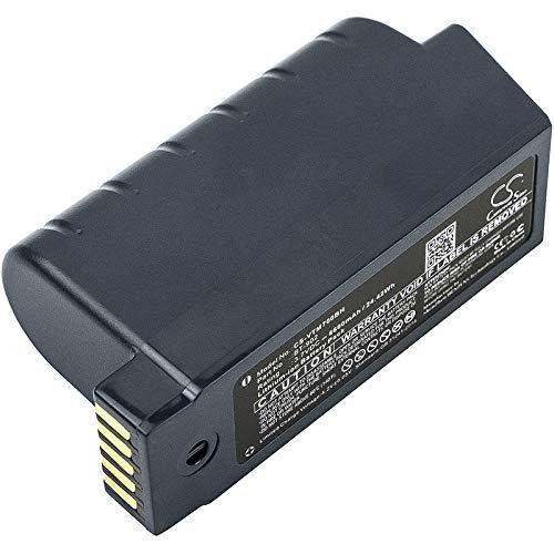 KML Battery for Vocollect BT-902 A700 A710 A720 A730