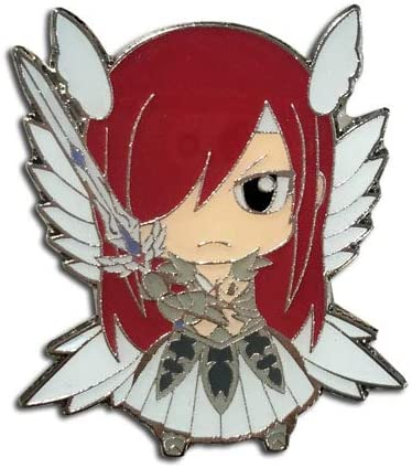 Chibi Lucy Fairy Tail Pins