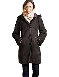 Amazon.com: Overland Sheepskin Co. - Coats, Jackets & Vests ...