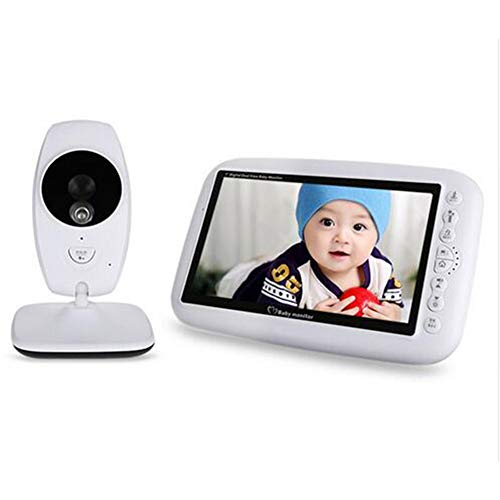 Baby Monitors 7 Inch Digital Video Babyfoon Met Camera 2.4Ghz Infrared Night Vision Temperature Detection Electronic Nanny