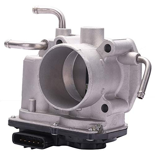 cciyu 220300H030 Electronic Throttle Body Actuator Assembly Controlling Fuel Injection fit 2007-2011 Toyota Camry /2009-2012 Toyota Corolla /2009-2013 Toyota Matrix /2006-2008 Toyota RAV4
