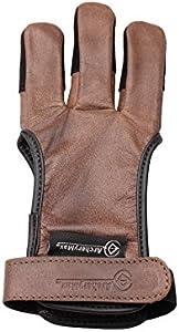 ArcheryMax Handmade Leather Glove