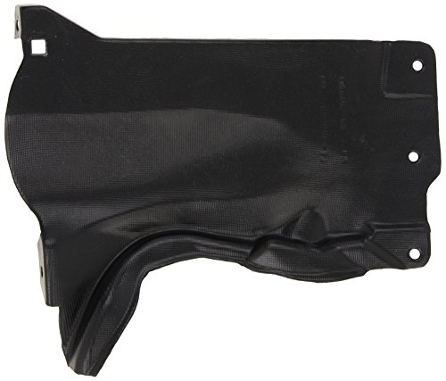OE Replacement Mazda Mazda3/Mazda5 Rear Passenger Side Lower Engine Cover (Partslink Number MA1228102) (Side Engine)