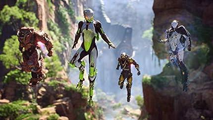 Amazon.com: Xbox One S 1TB Console - Anthem Bundle (Xbox One ...