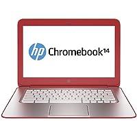 HP Chromebook 14 (Peach Coral)