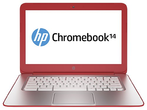 HP Chromebook Snow White