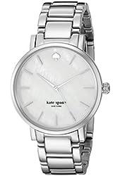 kate spade new york Women's 1YRU0001 Gramercy Stainless Steel Bracelet Watch