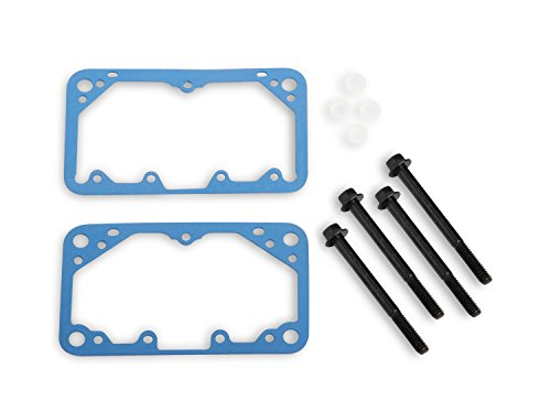 Holley 26-124BK Fuel Bowl Screw and Gasket Kit - Heads Cylinder Holley