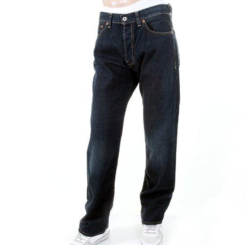 EVISU EU European Edition EME JE37 Pocket Logo Rinsed Denim Jean ()