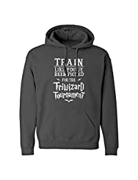 Indica Plateau Train for Triwizard Tournament Adult Hoodie