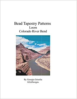 Book Bead Tapestry Patterns Loom Colorado River Bend