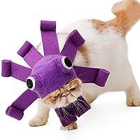 Peanutaso Diseño Lindo Encantador Gatos de Fieltro Suave Diseño de ...