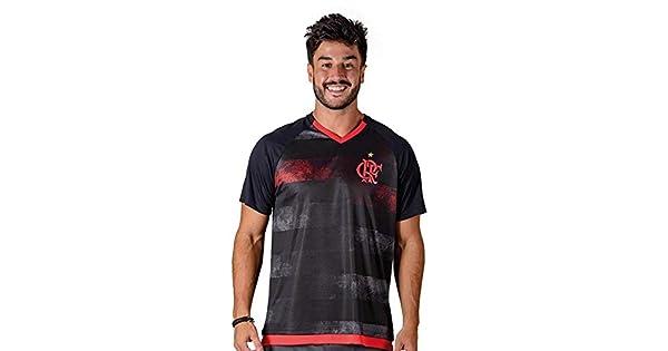 0b02df0f67 Camisa Flamengo Rally Raglan Braziline P  Amazon.com.br  Amazon Moda