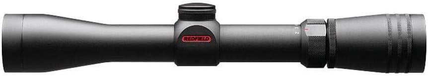Redfield Revolution 2-7x33mm Riflescope with 4-Plex Reticle, Matte Black