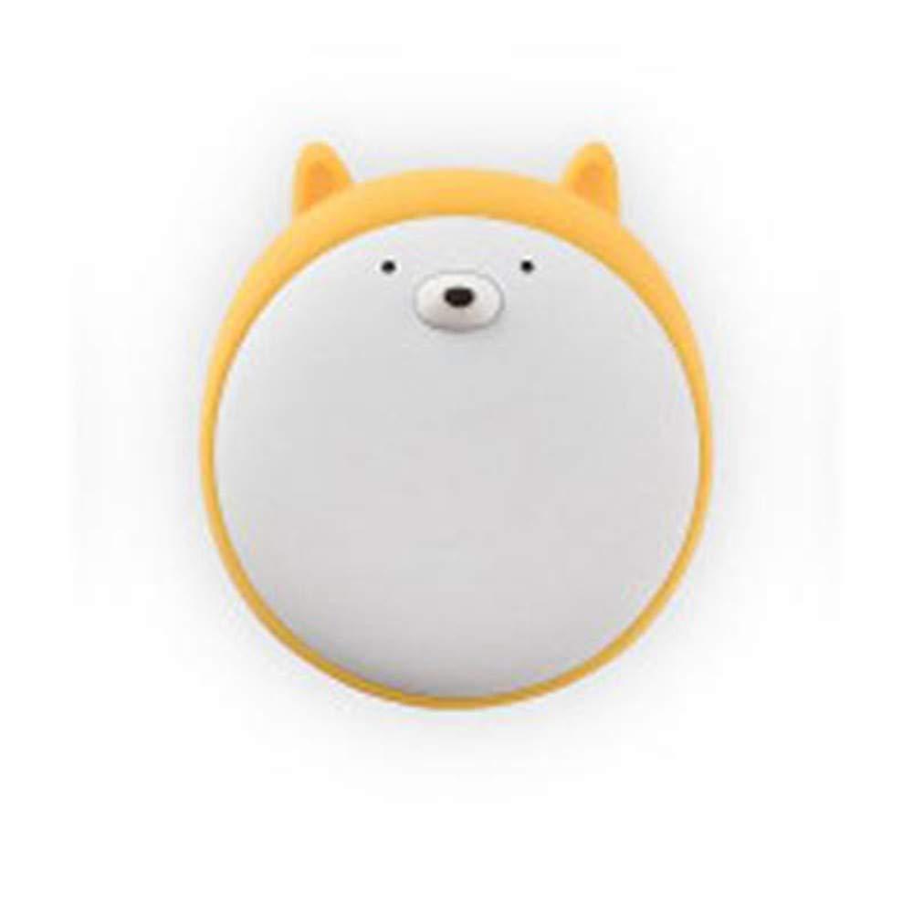 WWDDVH Fettes Haustier-Handwärmer-Heizgerät Tragbare Warme Hand Niedlicher Tragbarer Handy Wieder Aufladbare Schatz-Bewegliche Energie