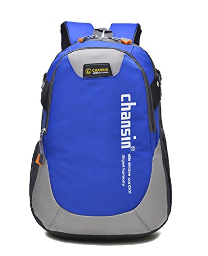 Backpacks Hoperay 35L Travel Lightweight Water Resistant Packable Cycling Hiking Backpack - Shape For Men Perfect