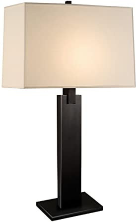 Sonneman 3305 51 Monolith Tall 3 Way Table Lamp 1 Light 18 Total
