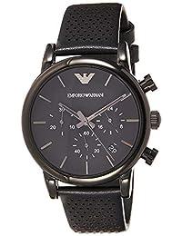 Reloj Emporio Armani para Hombres 41mm, pulsera de Piel