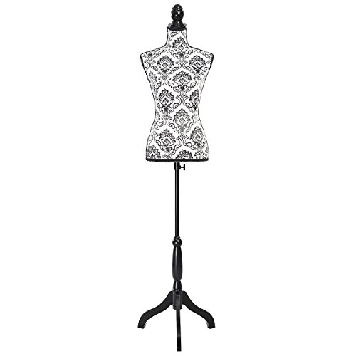 Giantex Female Mannequin Display Tripod
