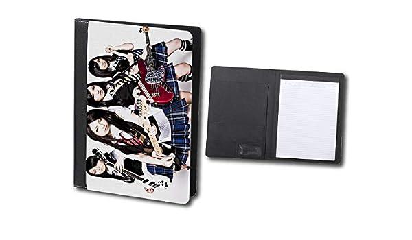 CARPETA ELEGANTE SCANDAL SHUNKAN SENTIMENTAL schoolar binder: Amazon.es: Oficina y papelería