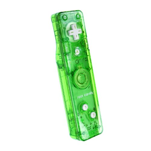 rock candy wii remote sync