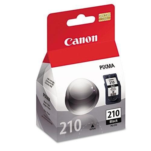 Canon PIXMA MX410 Black Ink Cartridge (OEM) 220 Pages