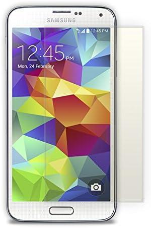 Reticare 351P-8603-B - Protector de pantalla para Samsung Galaxy S5, blanco high: Amazon.es: Electrónica