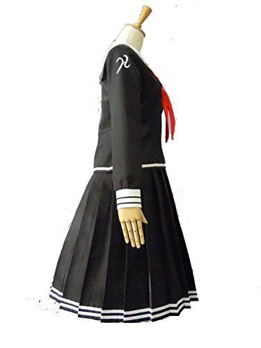 Price comparison product image Harry Shops Dangan Ronpa Toko Fukawa Cosplay Anime Suit Costume Uniform MD-Small