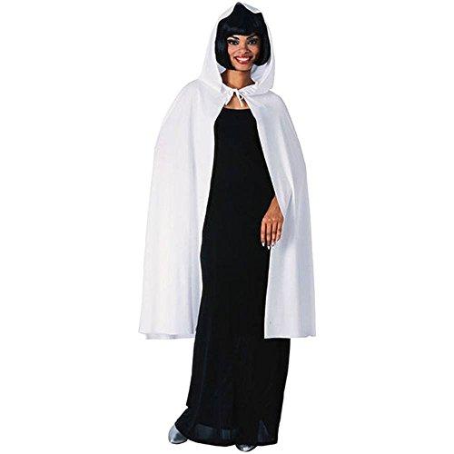 Rubies Costume Co White Hooded