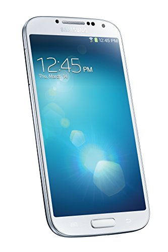 Samsung Galaxy S4 - Factory Unlocked Phone - (Frost White)