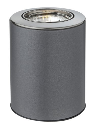 stainless steel table lamp - 7