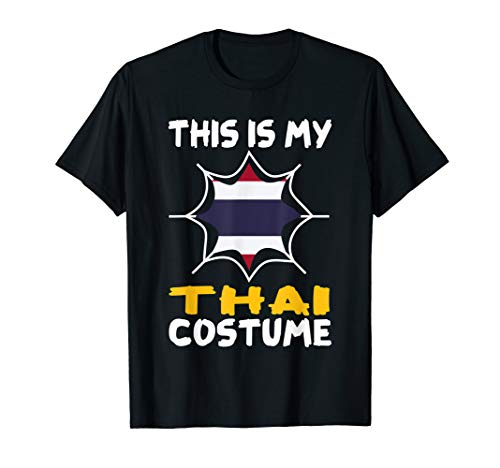 Thailand Costumes For Male And Female - This Is My Thai Costume Halloween