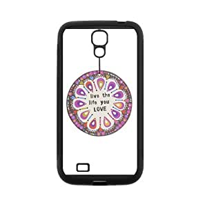 the Case Shop- Live the Life you Love TPU Rubber Hard Back Case Cover Skin for Samsung Galaxy S4 I9500,s4xq-134