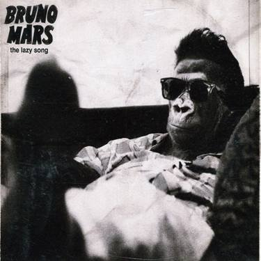 Lazy Song von Bruno Mars