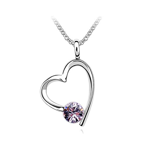 [NL-02093C1 Alloy Inlaid Crystal Women Necklace] (Good Triplet Costumes)