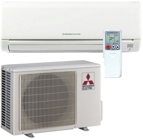 Mini Split SEER FREE Heat Pump by Mitsubishi