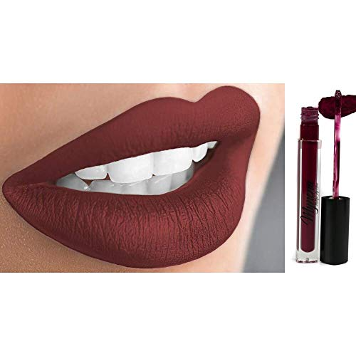 Liquid Matte Lipstick Long Lasting Waterproof Lip